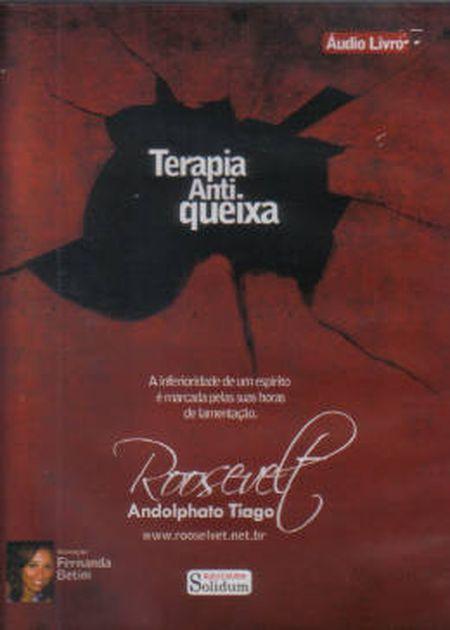 TERAPIA ANTI QUEIXA - AUDIOBOOK - MP3