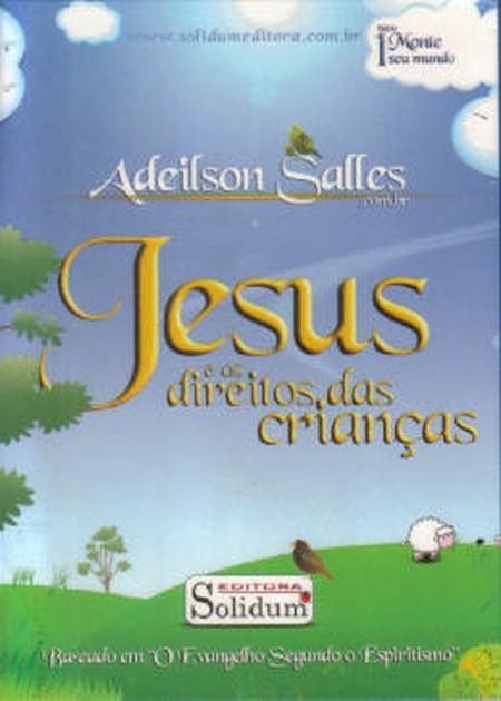 JESUS E OS DIREITOS DAS CRIANCAS