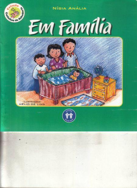 EM FAMILIA - INFANTIL