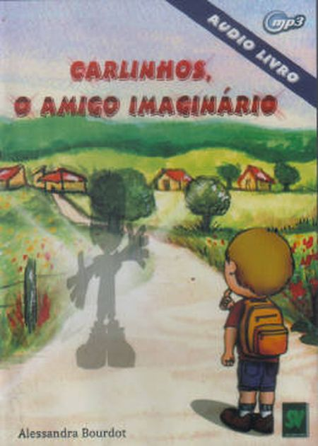 CARLINHOS O AMIGO IMAGINARIO - AUDIOBOOK - MP3
