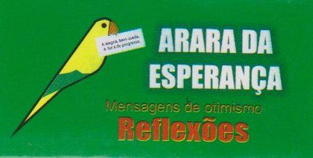 ARARA DA ESPERANCA