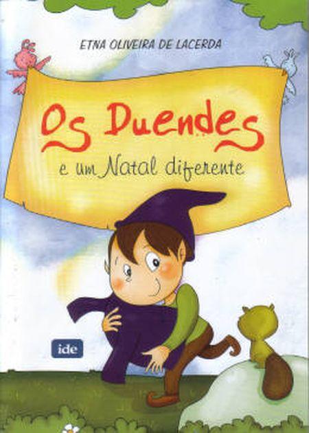 DUENDES E UM NATAL DIFERENTE (OS) - INFANTIL