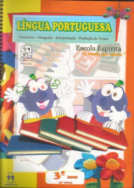 LINGUA PORTUGUESA - 2ª SERIE 3º ANO