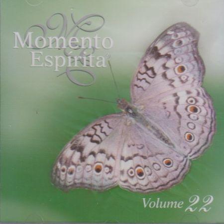 MOMENTO ESPIRITA 22 CD