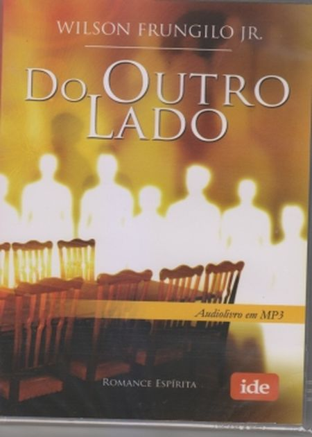 AUDIOBOOK - DO OUTRO LADO - MP3
