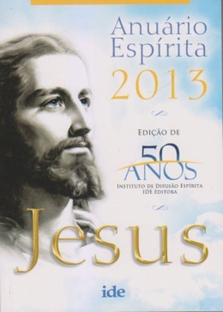ANUARIO ESPIRITA 2013