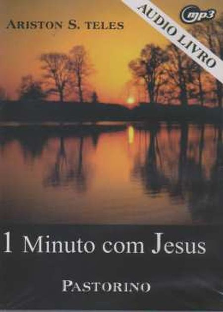 AUDIOBOOK - UM MINUTO COM JESUS - MP3