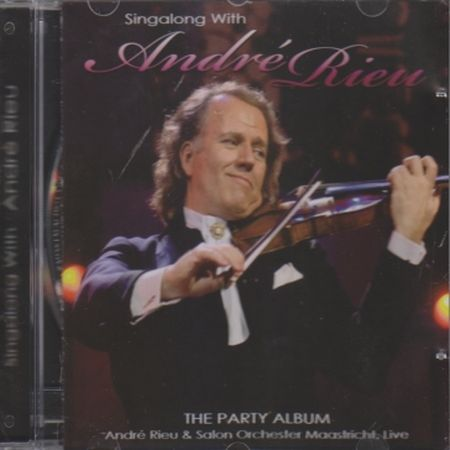 ANDRE RIEU SINGALONG WITH - CD