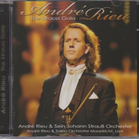 ANDRE RIEU THE STRAUSS GALA - CD