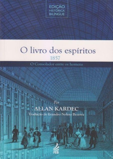 LIVRO DOS ESPIRITOS (O) - EDICAO BILINGUE
