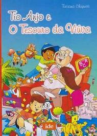 TIO ANJO E O TESOURO DA VIUVA - INFANTIL