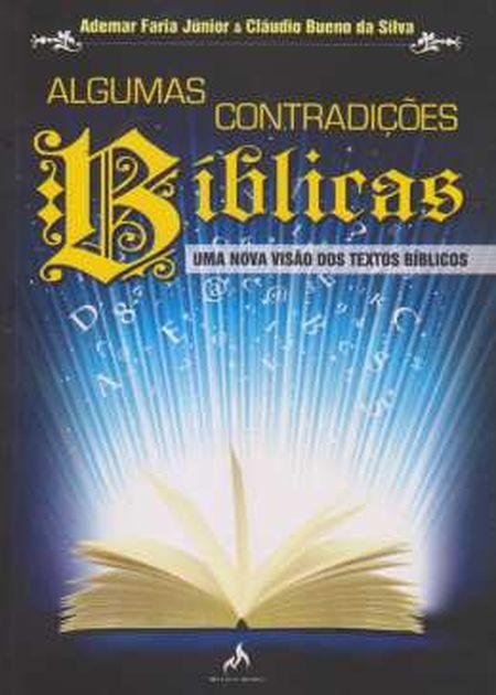 ALGUMAS CONTRADICOES BIBLICAS