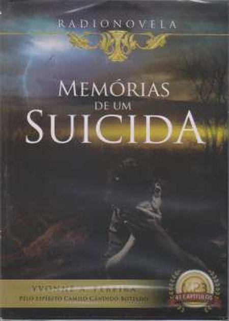 AUDIOBOOK - MEMORIAS DE UM SUICIDA - MP3