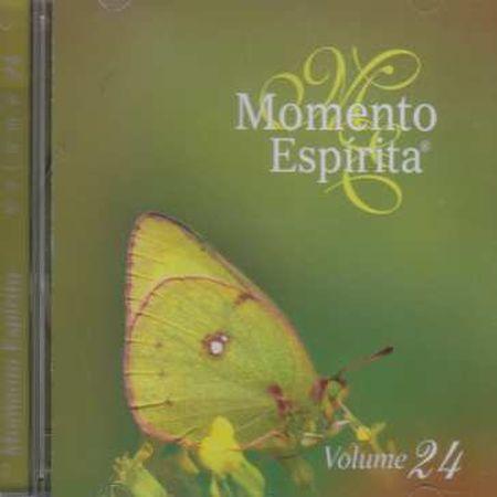 MOMENTO ESPIRITA 24 CD