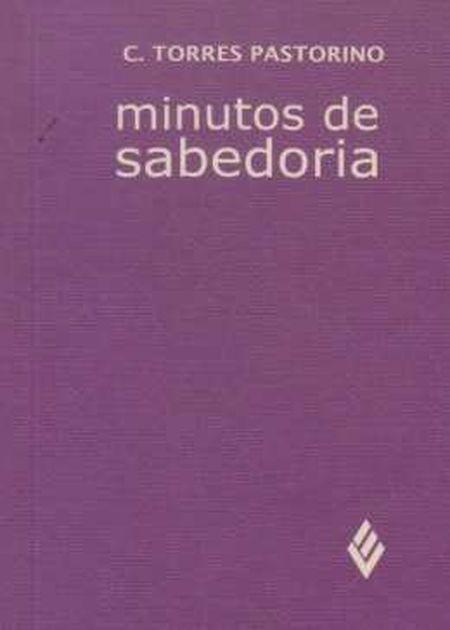 MINUTOS DE SABEDORIA - BOLSO - EAGNA - PURPURA