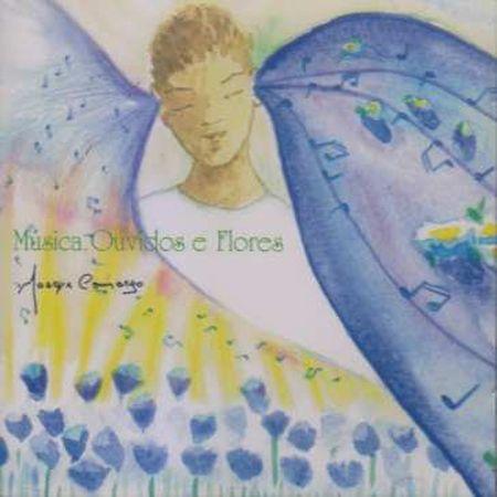 MUSICA OUVIDOS E FLORES - CD