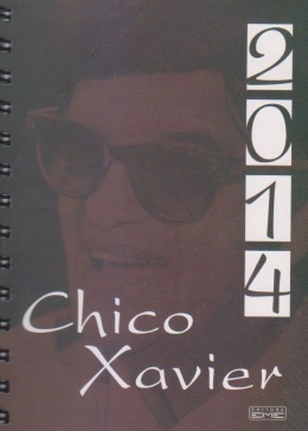 CHICO XAVIER 2014 - ESPIRAL METAL