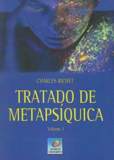 TRATADO DE METAPSIQUICA - VOL I
