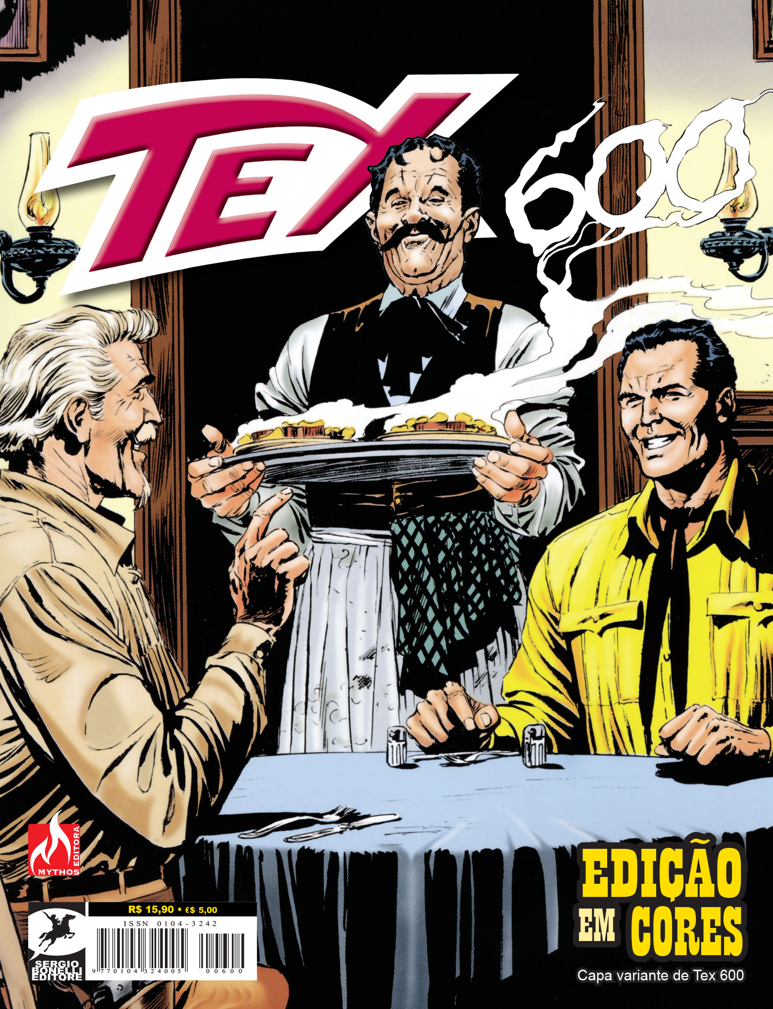 TEX Nº 600 CAPA VARIANTE