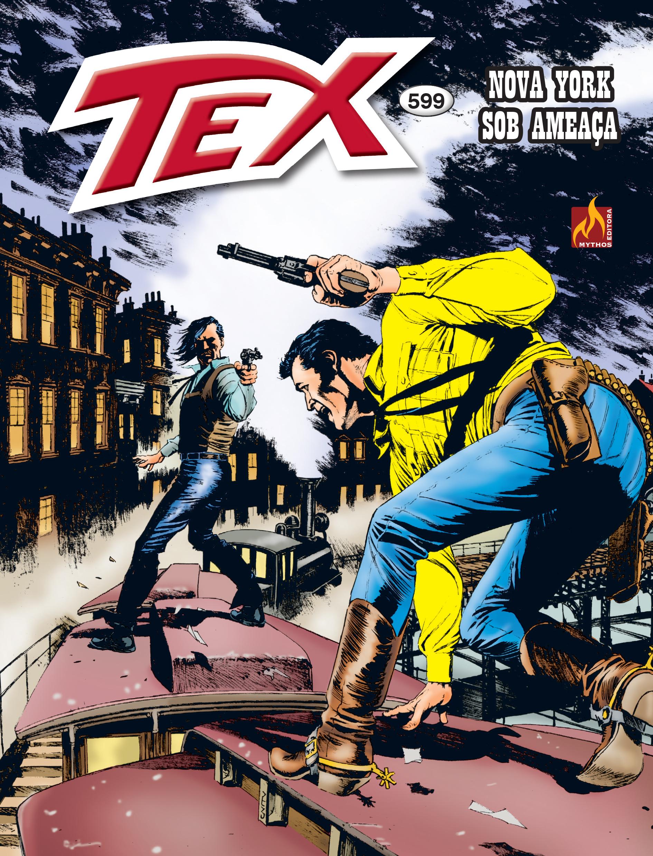 TEX Nº 599 - FORMATO ITALIANO