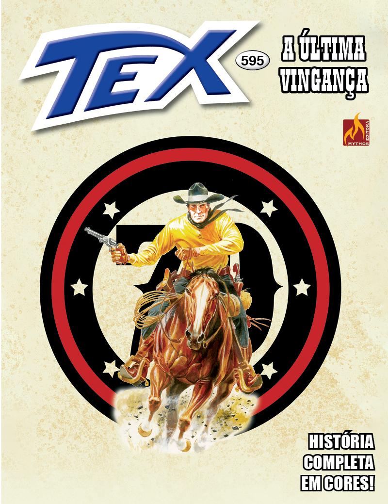 TEX Nº 595 - FORMATO ITALIANO