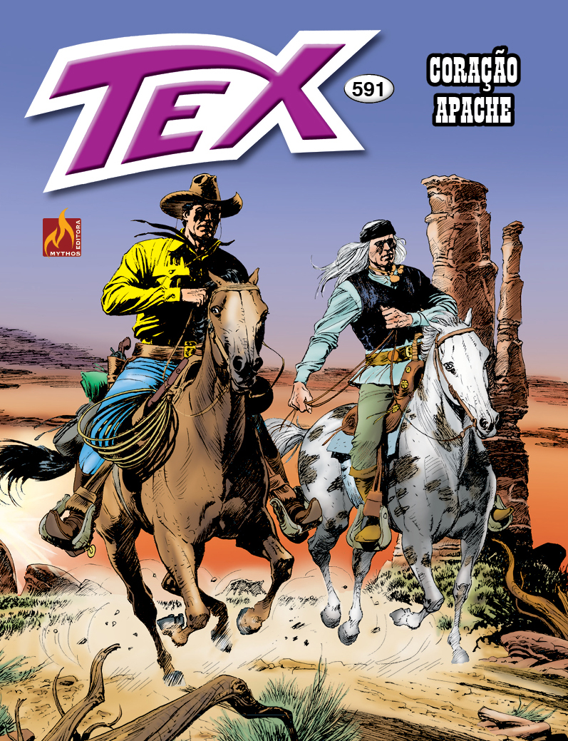 TEX Nº 591 - FORMATO ITALIANO