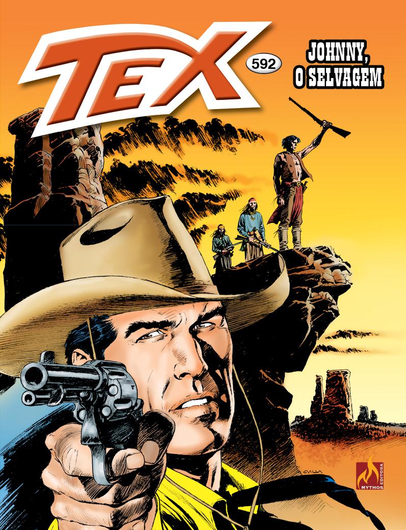 TEX Nº 592 - FORMATO ITALIANO