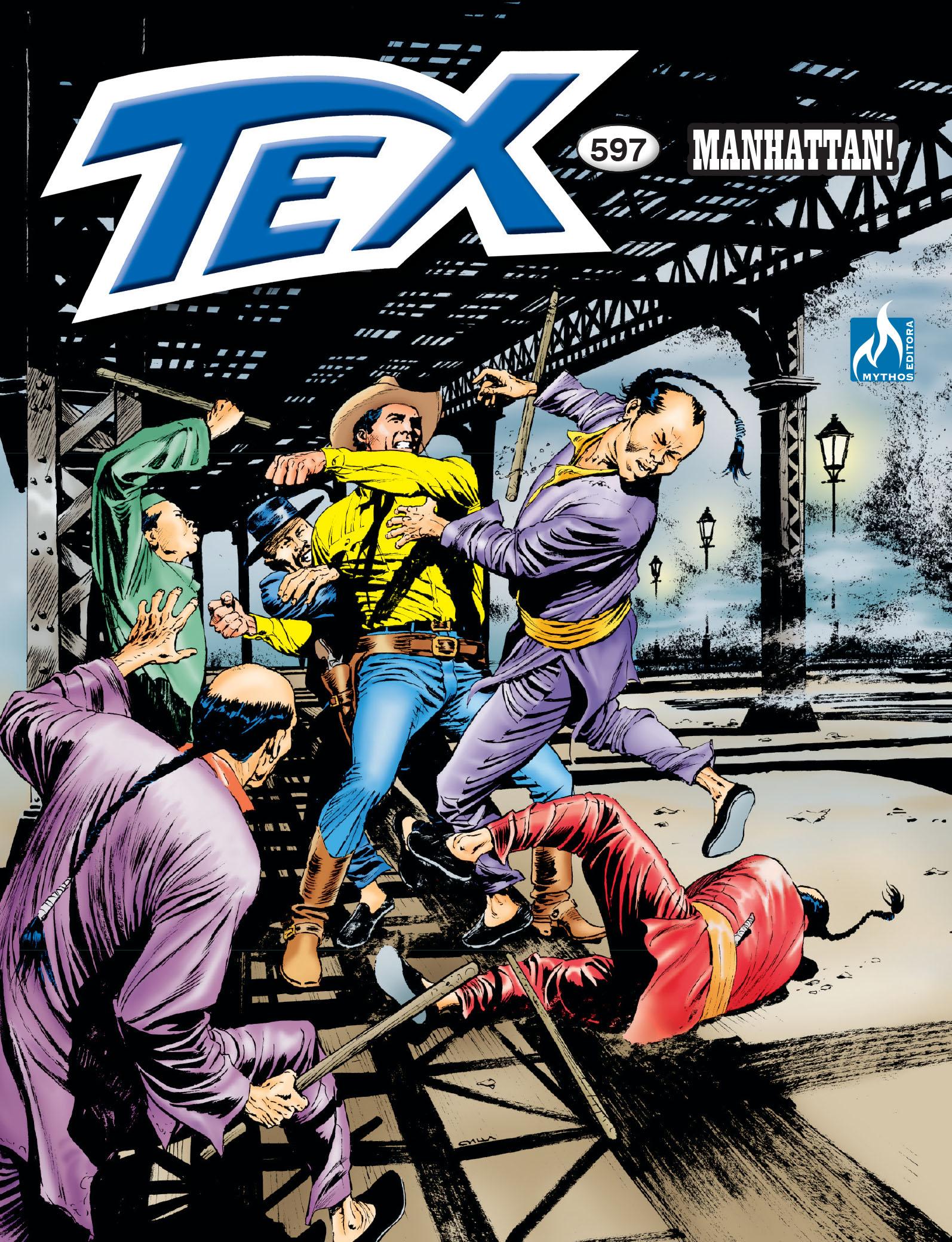 TEX Nº 597 - FORMATO ITALIANO