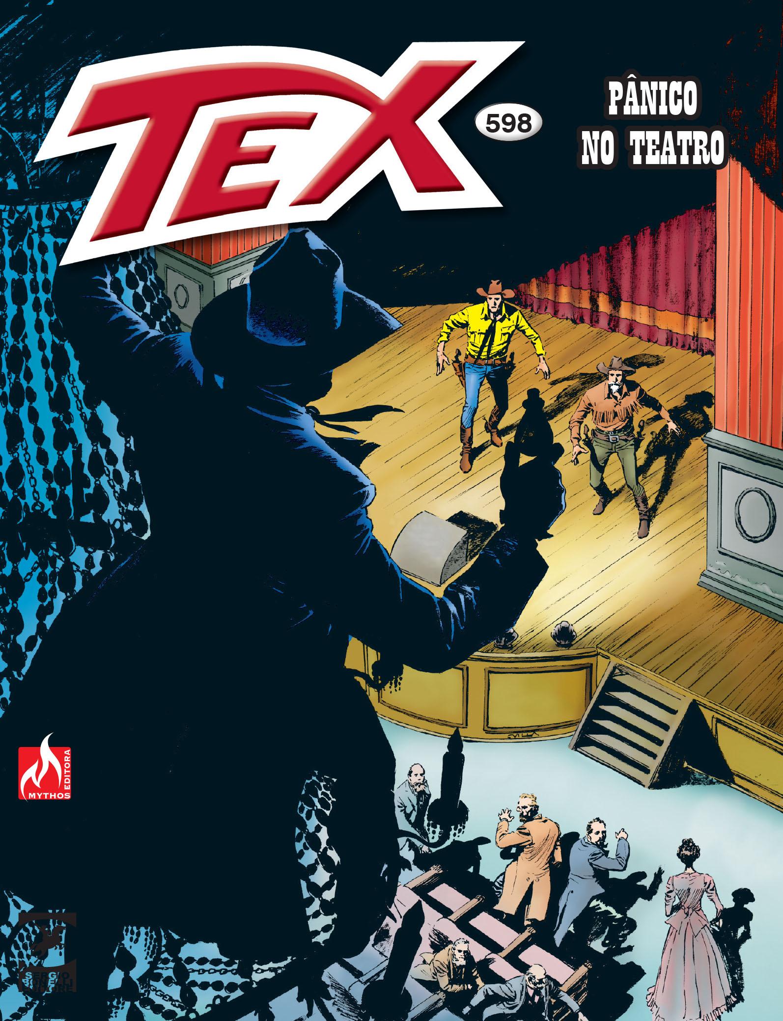 TEX Nº 598 - FORMATO ITALIANO