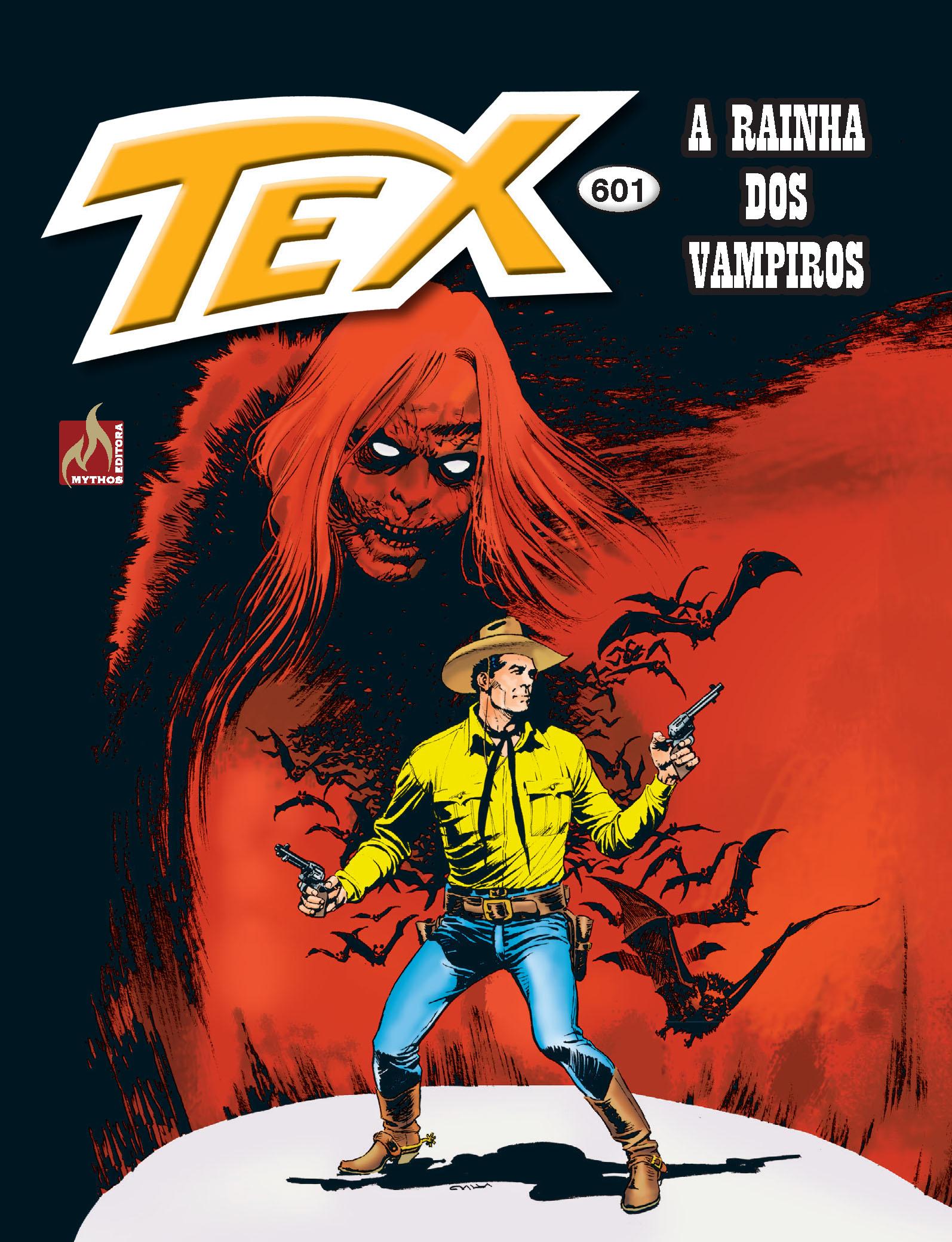 TEX Nº 601 - FORMATO ITALIANO