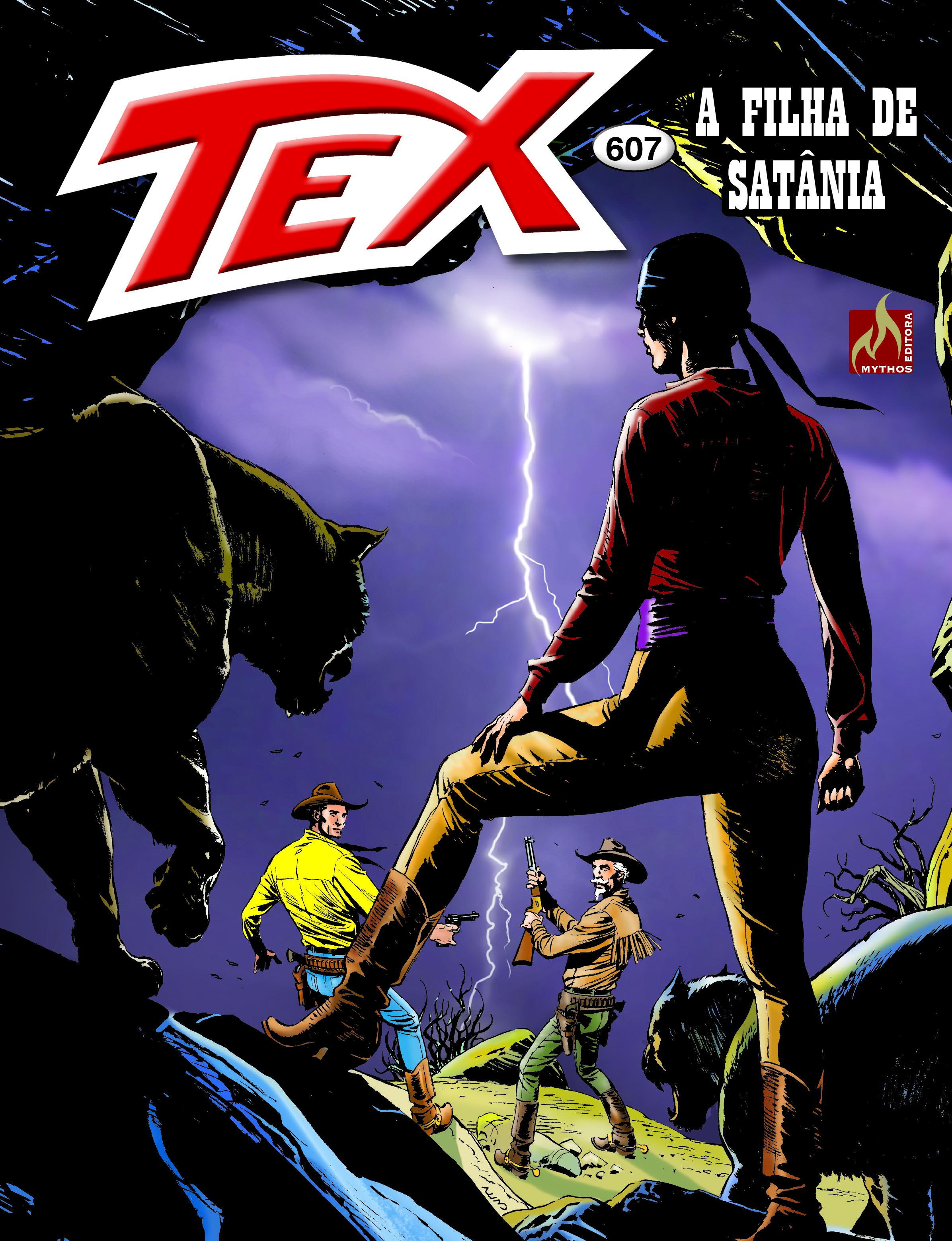 TEX Nº 607 - FORMATO ITALIANO