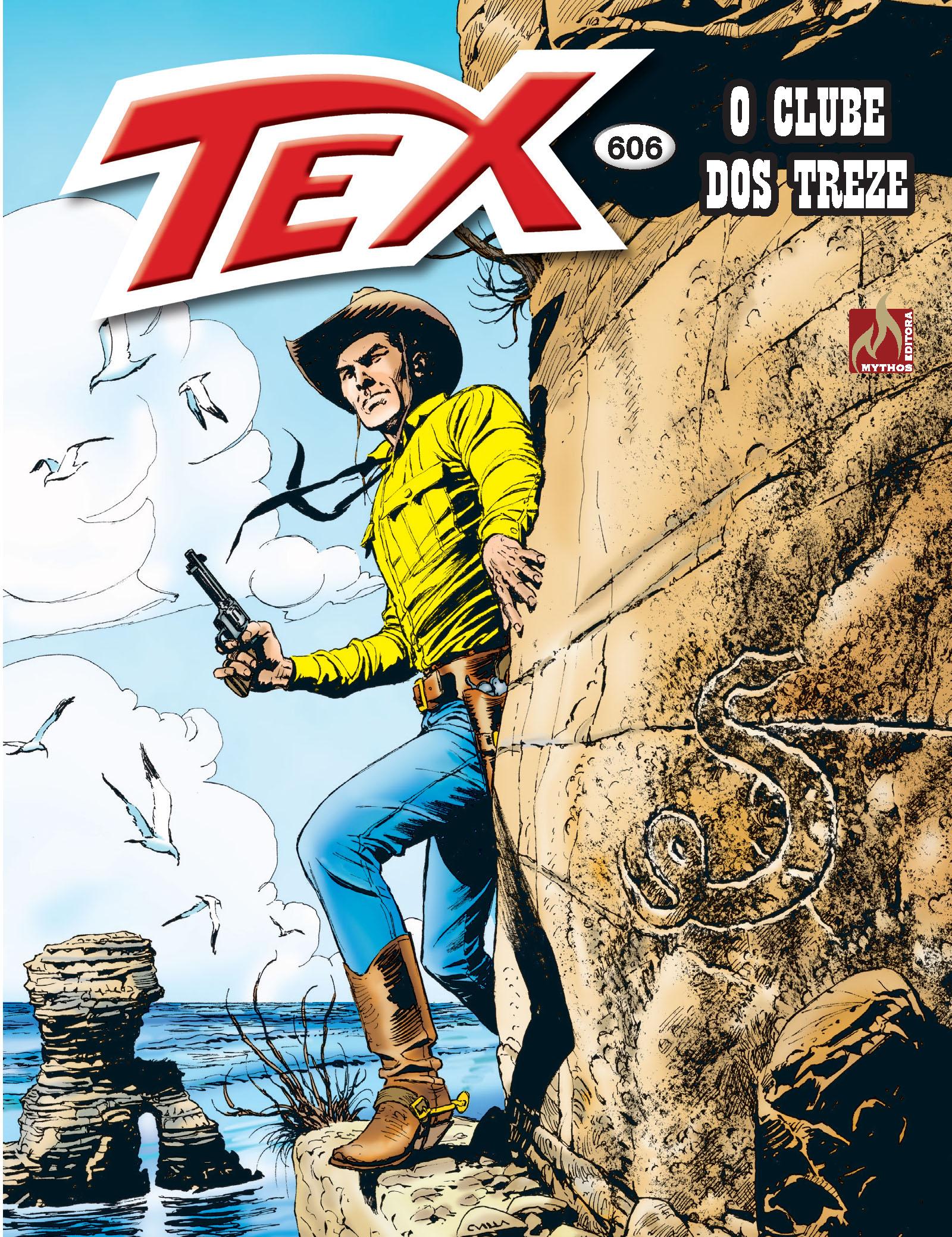 TEX Nº 606 - FORMATO ITALIANO