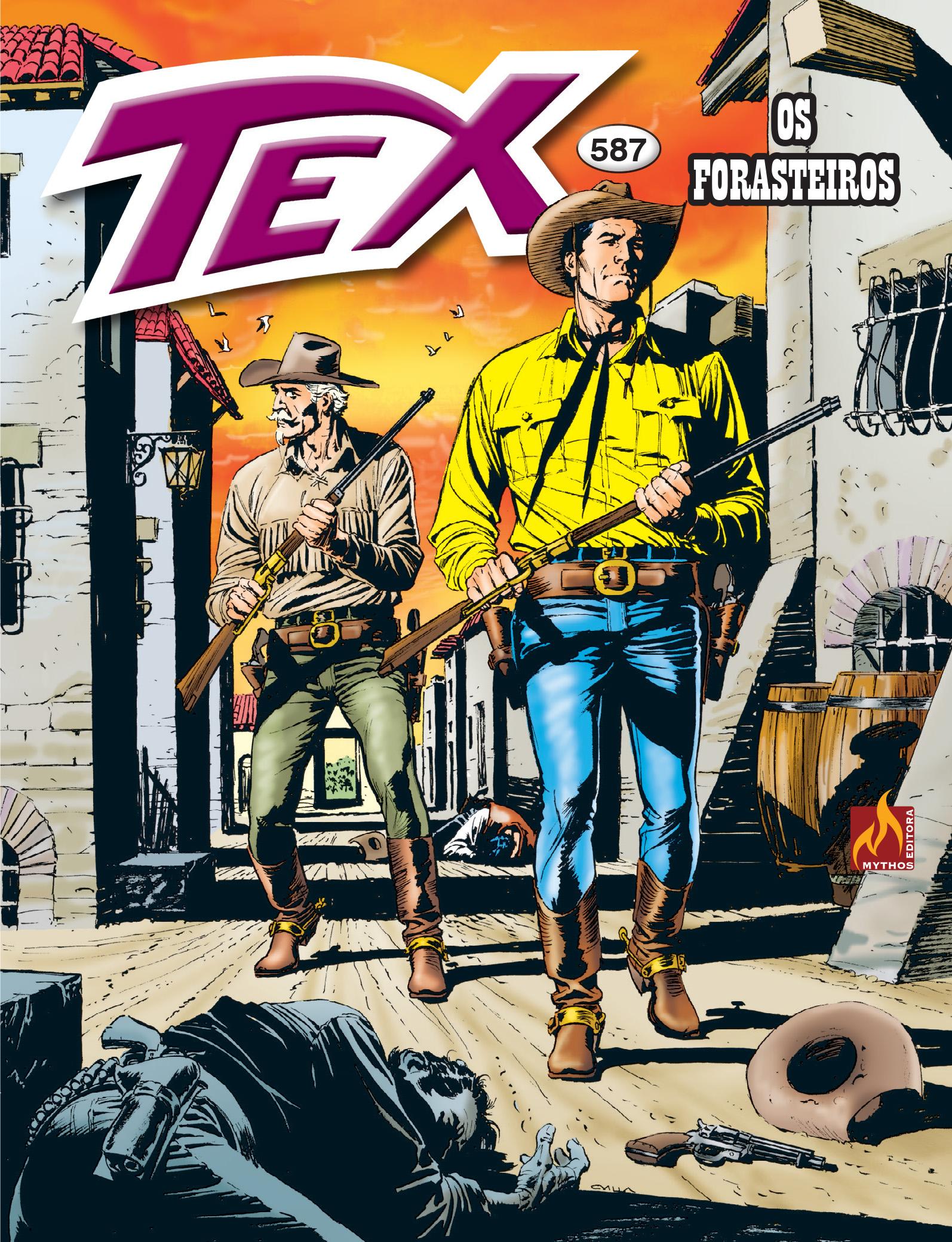 TEX Nº 587 - FORMATO ITALIANO