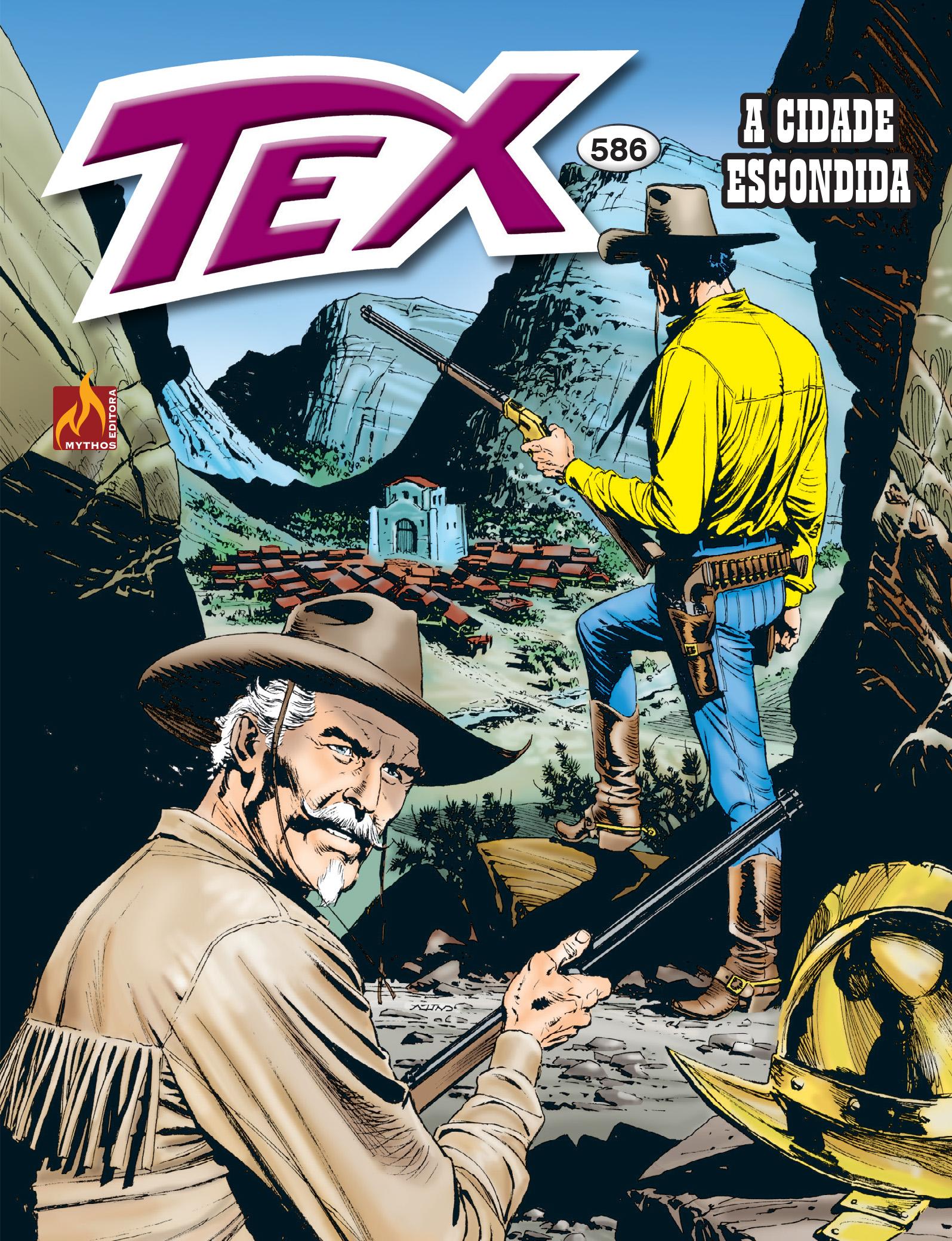 TEX Nº 586 - FORMATO ITALIANO