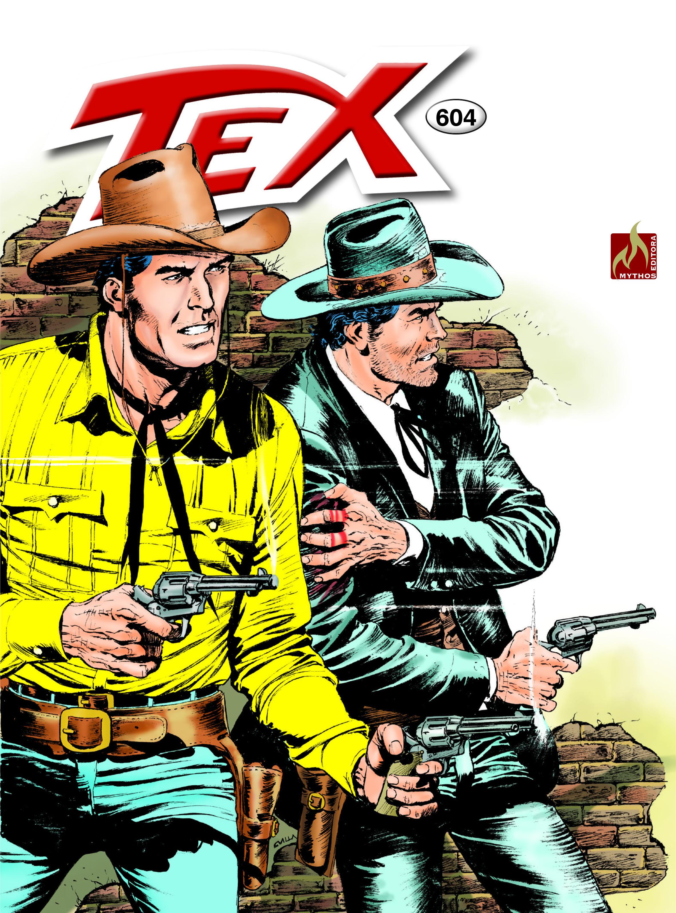 TEX Nº 604 - FORMATO ITALIANO