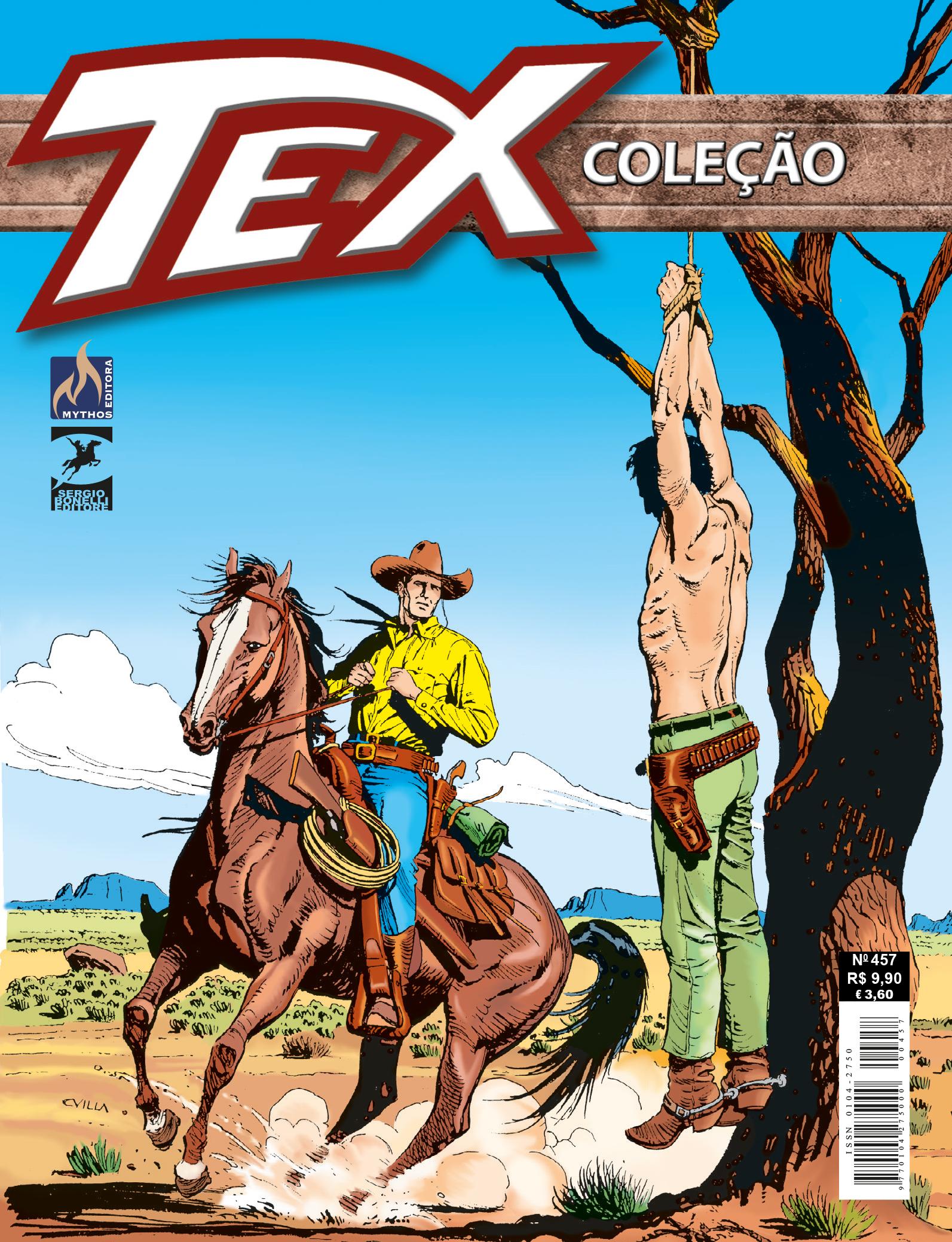 TEX COLEÇÃO Nº 457