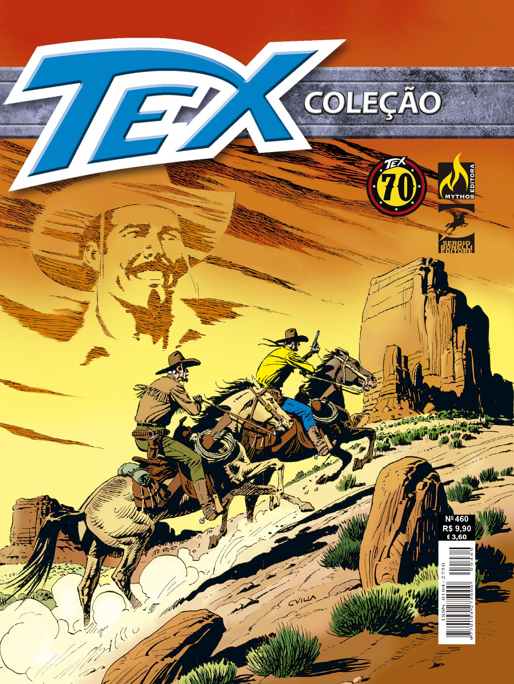 TEX COLEÇÃO Nº 460