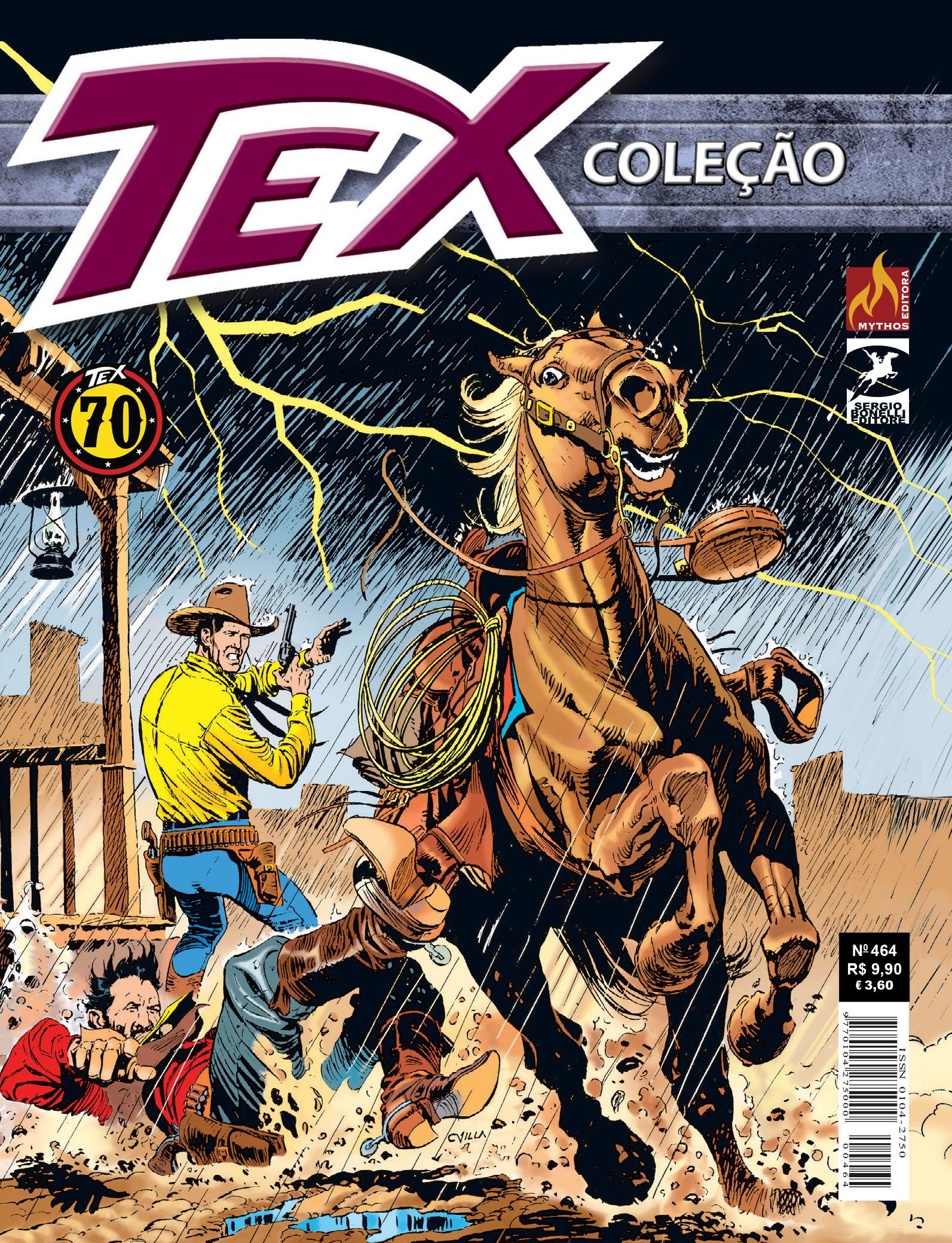 TEX COLEÇÃO Nº 464