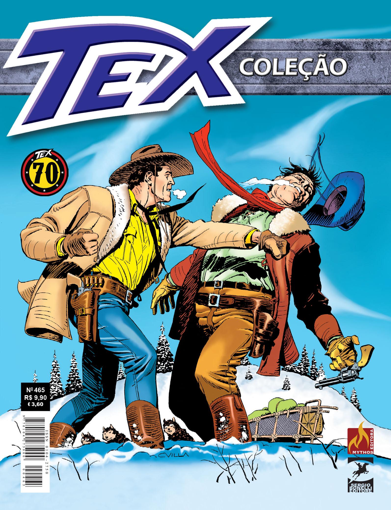 TEX COLEÇÃO Nº 465