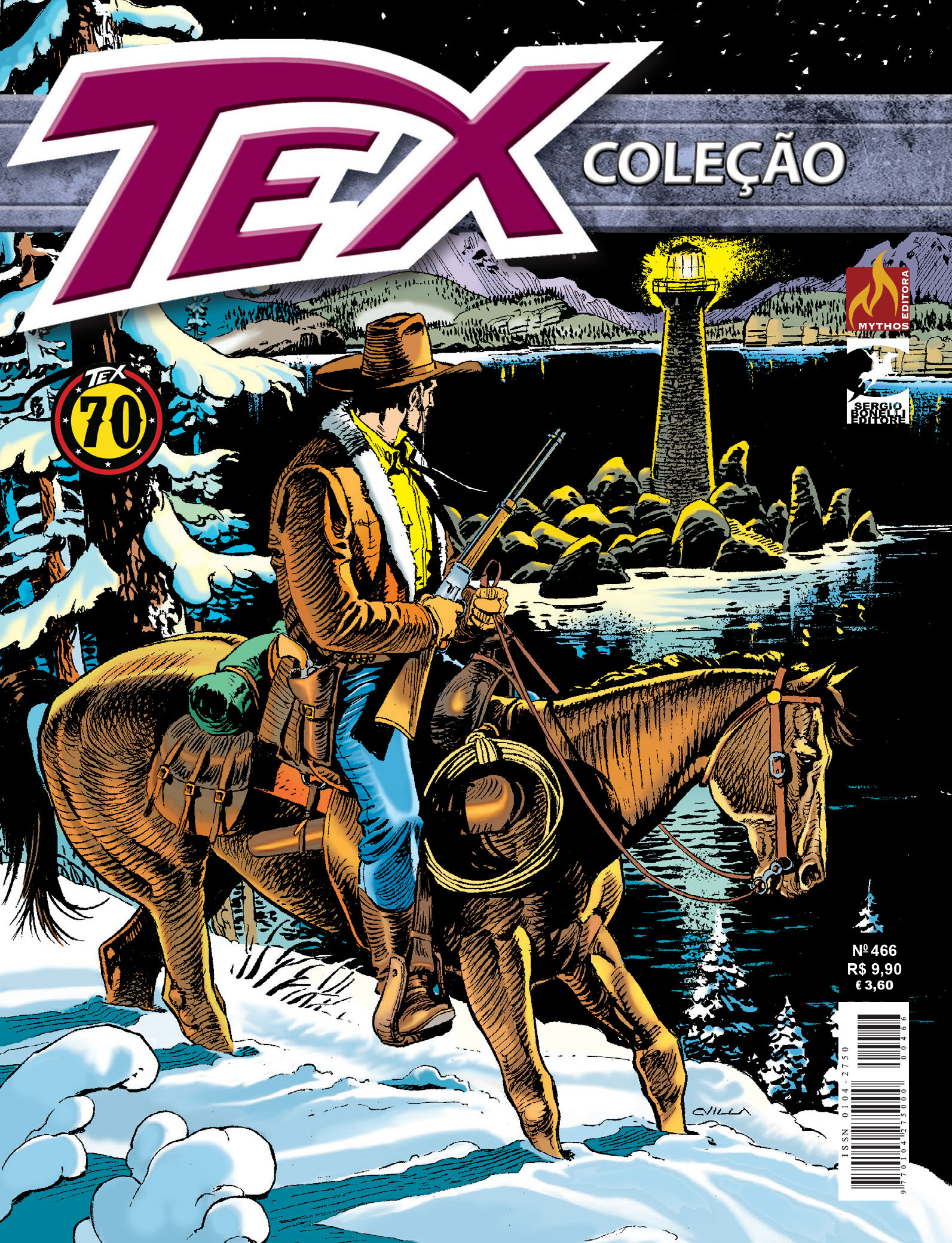 TEX COLEÇÃO Nº 466