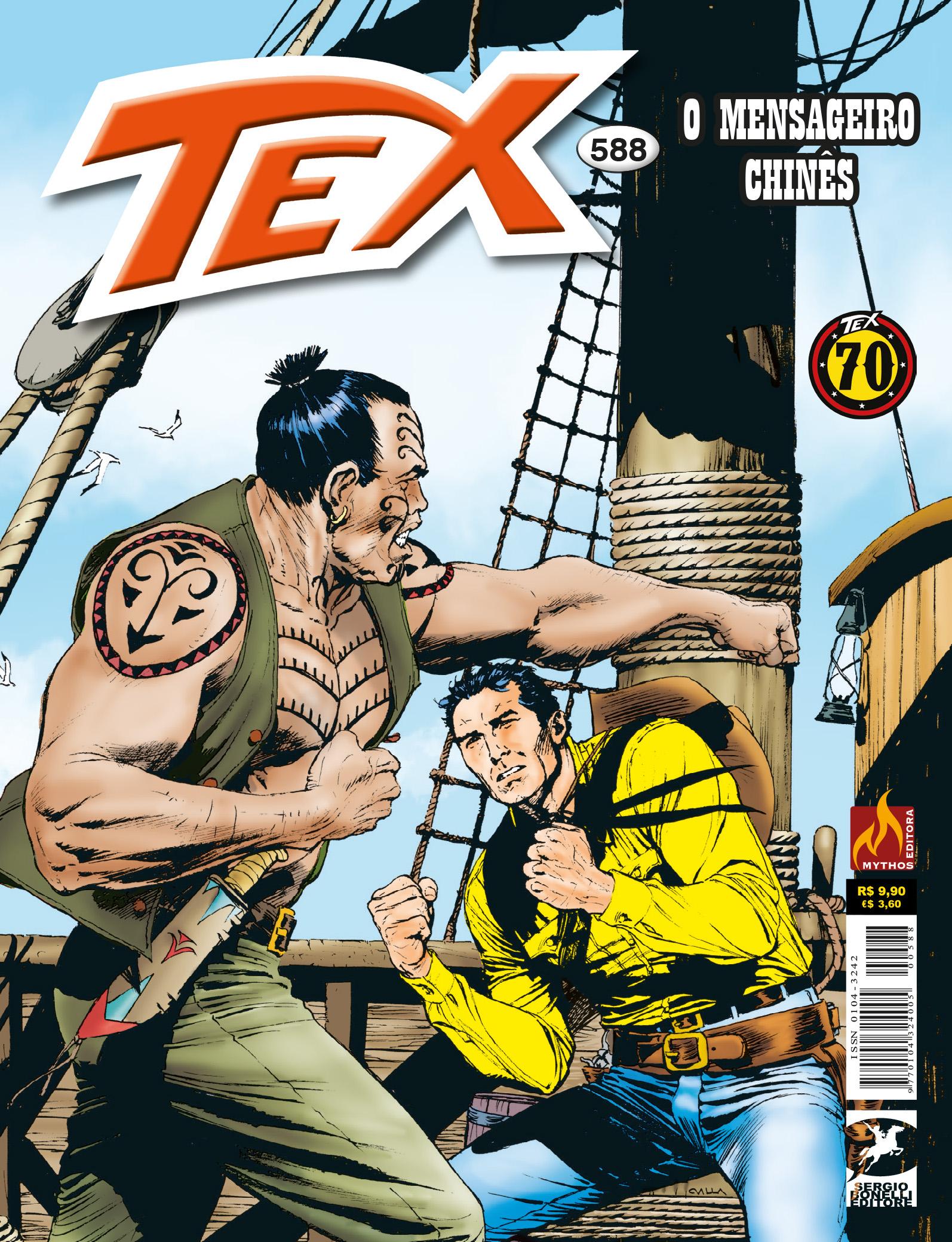 TEX Nº 588