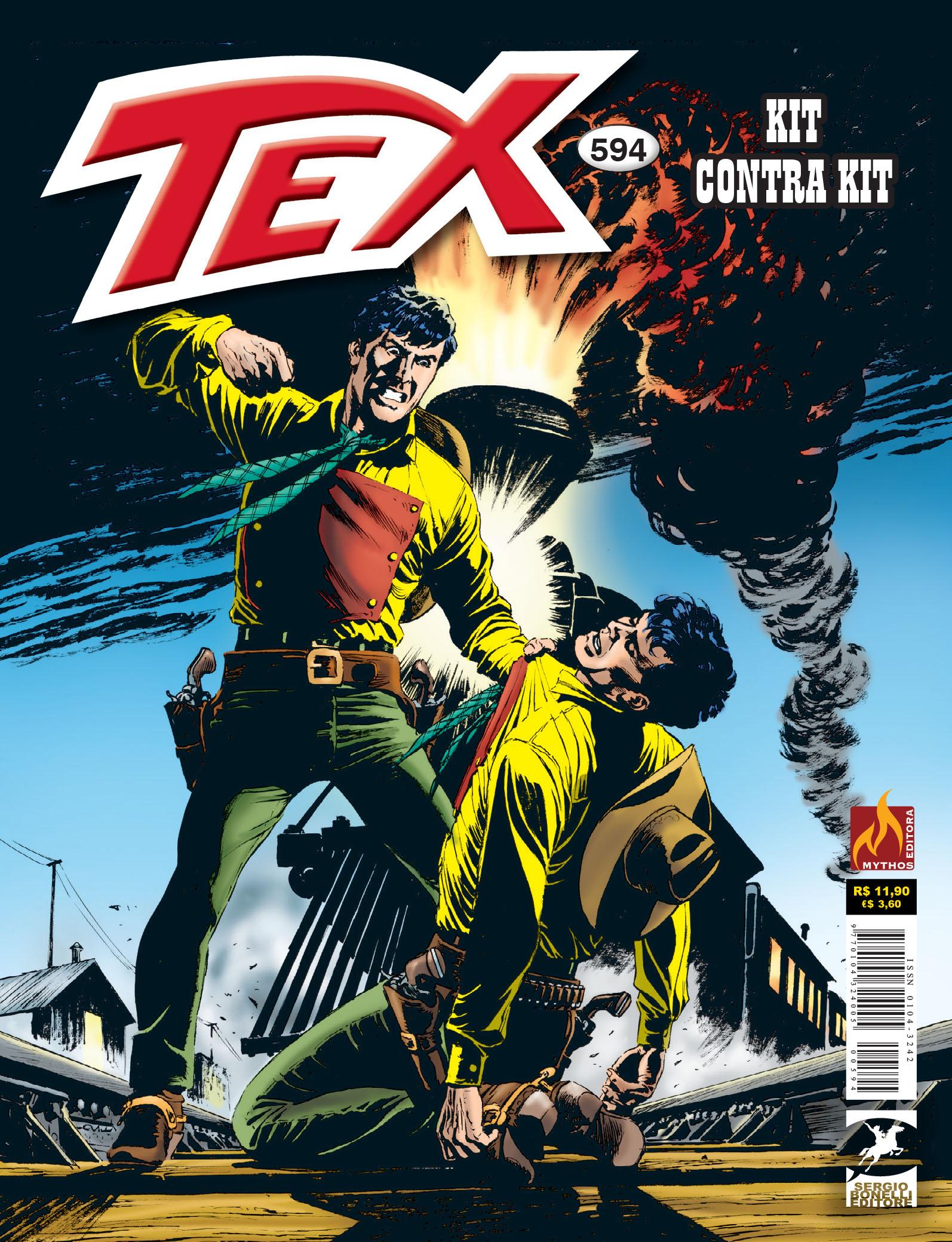 TEX Nº 594
