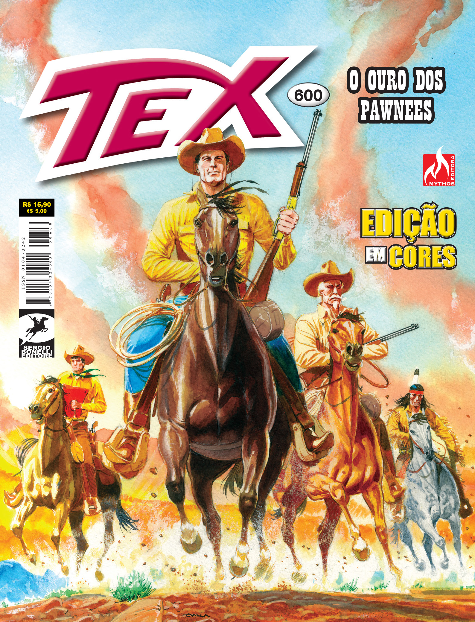 TEX Nº 600 CAPA REGULAR