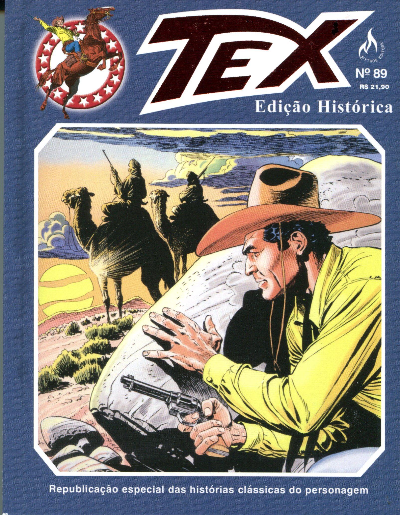 TEX ED HISTORICA Nº 089