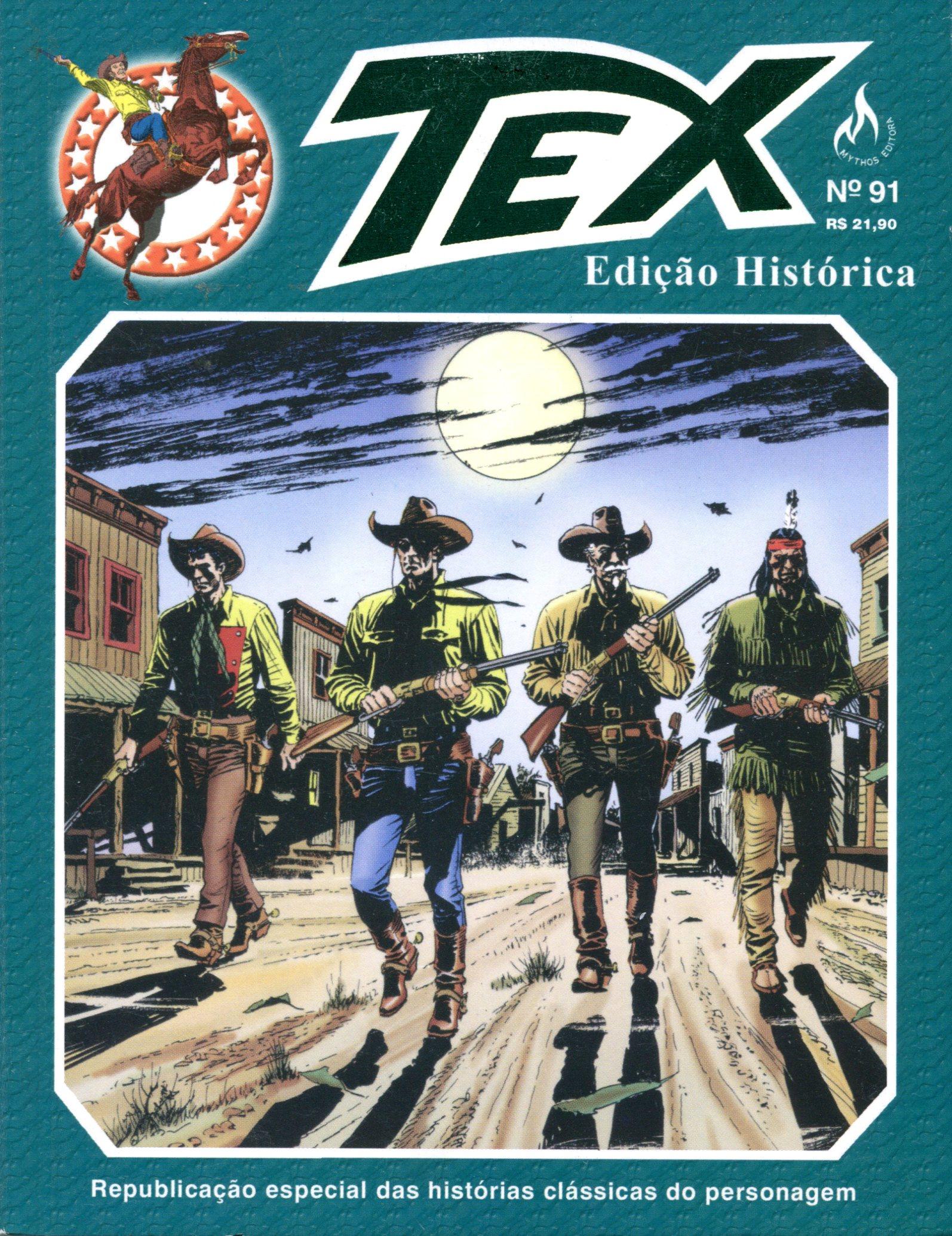 TEX ED HISTORICA Nº 091