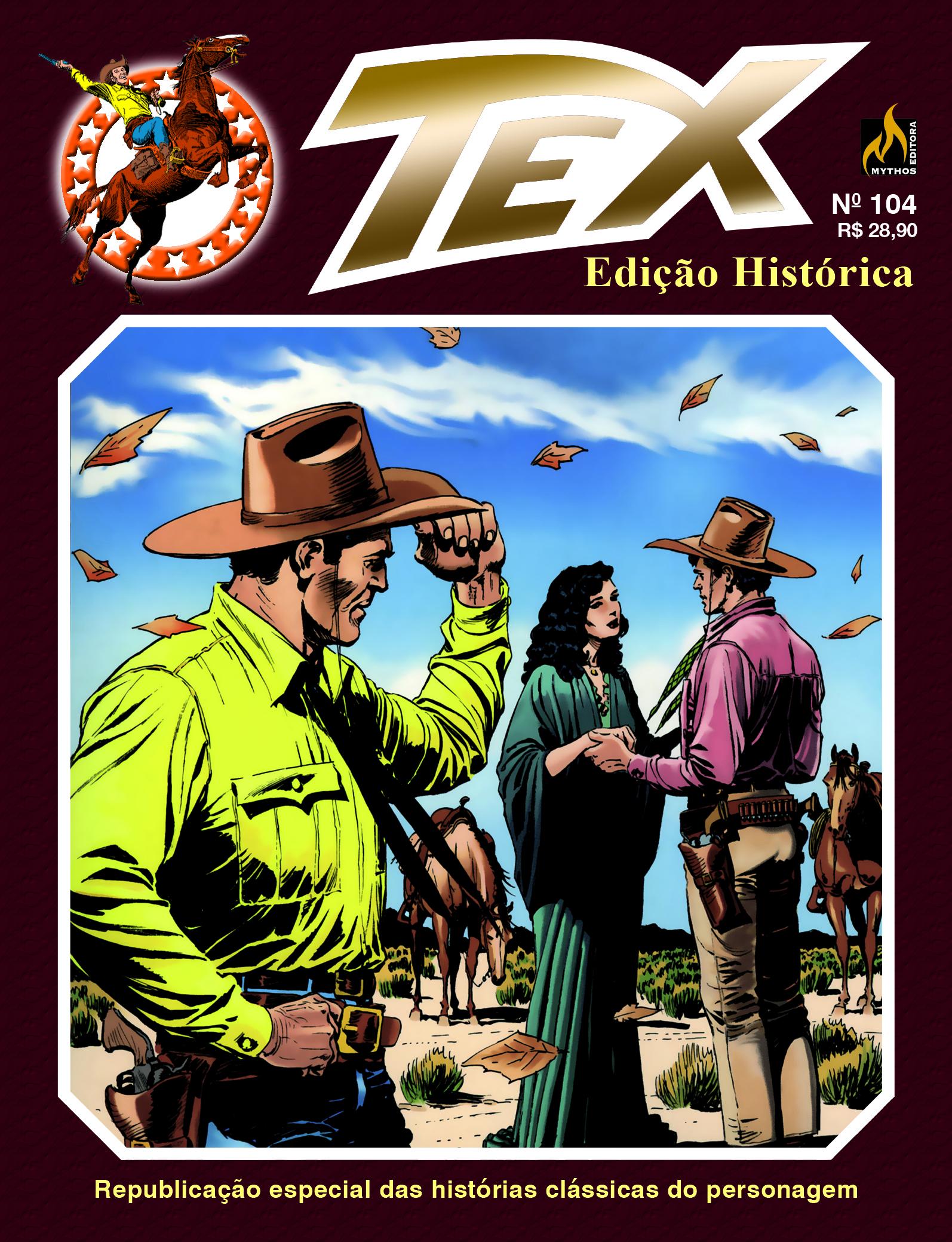 TEX ED HISTORICA Nº 104