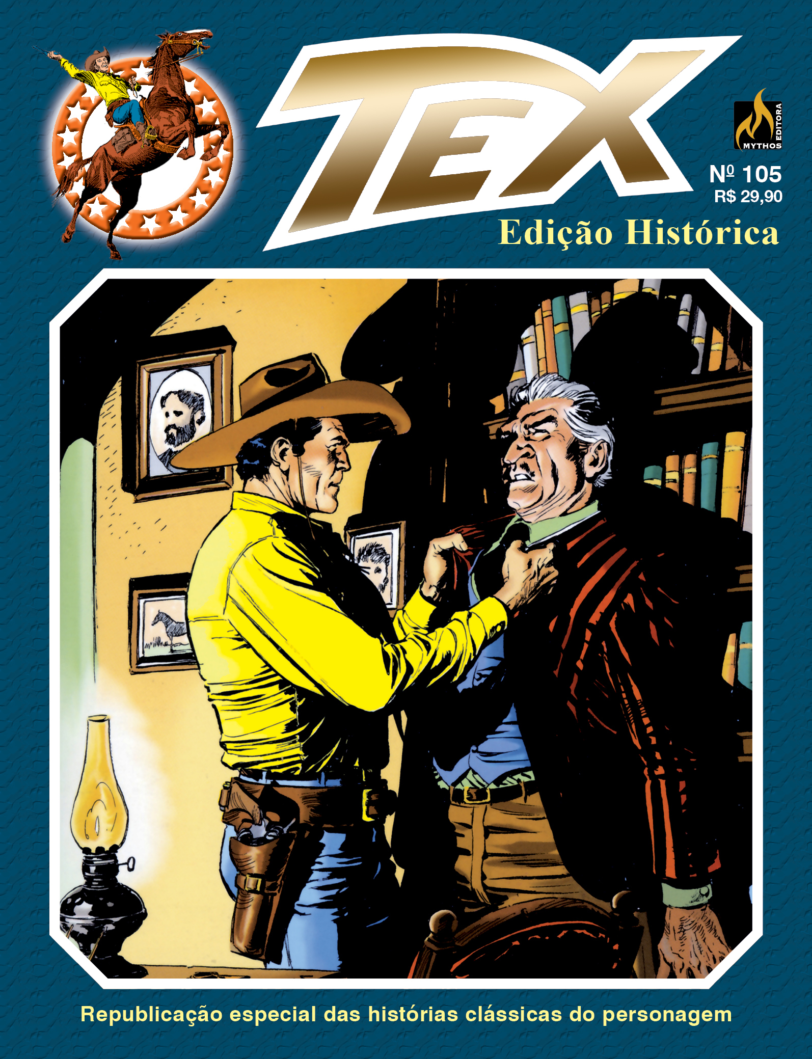 TEX ED HISTÓRICA Nº 105