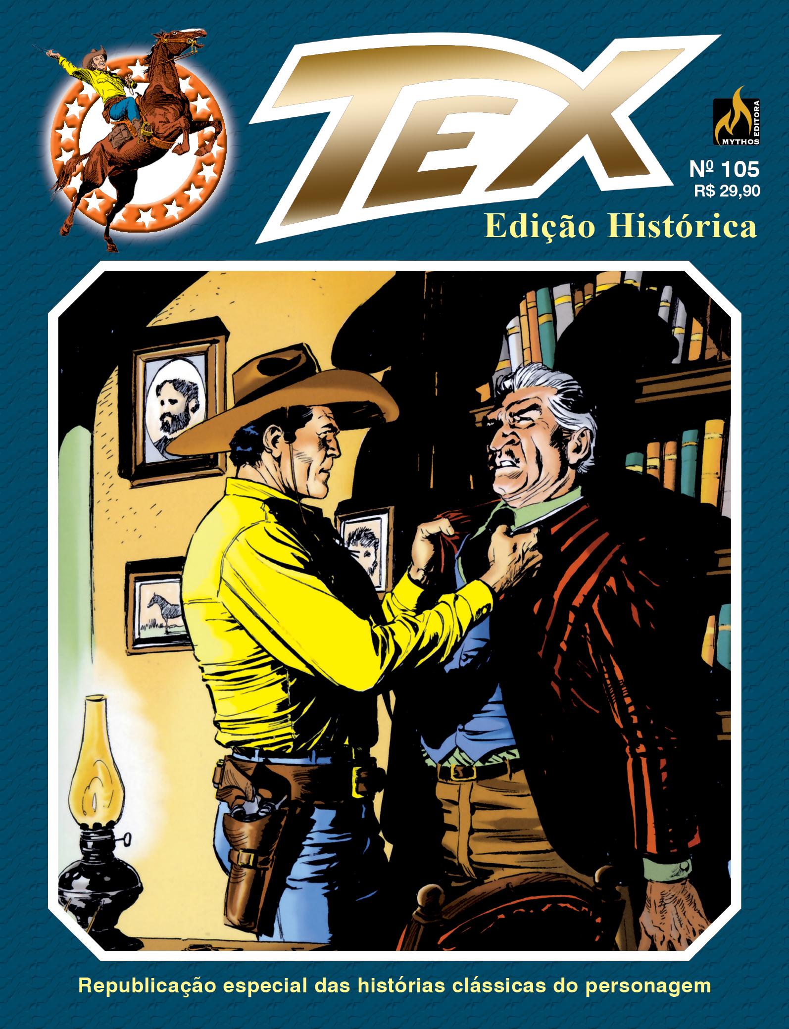 TEX ED HISTORICA Nº 105