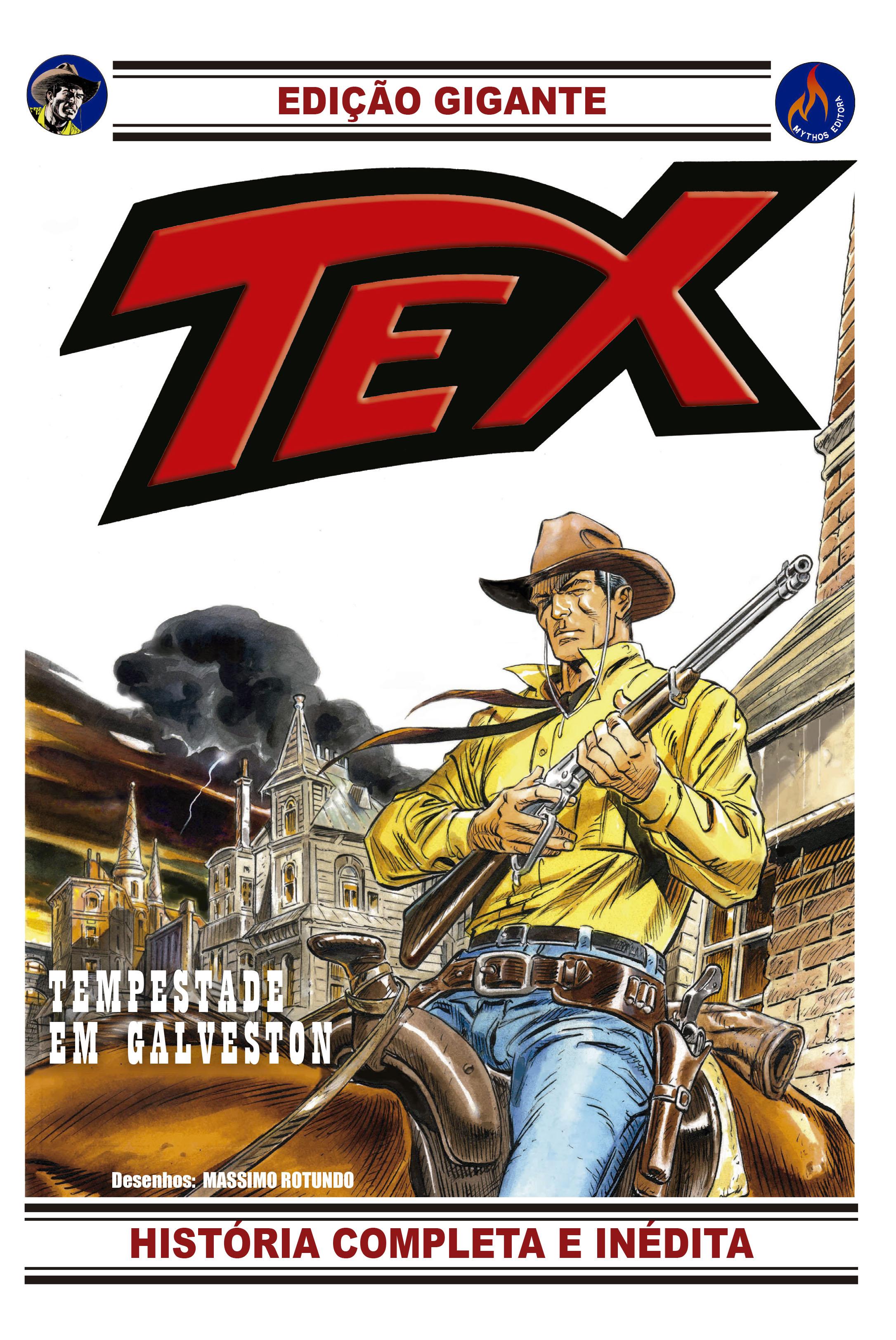TEX ED GIGANTE Nº 030