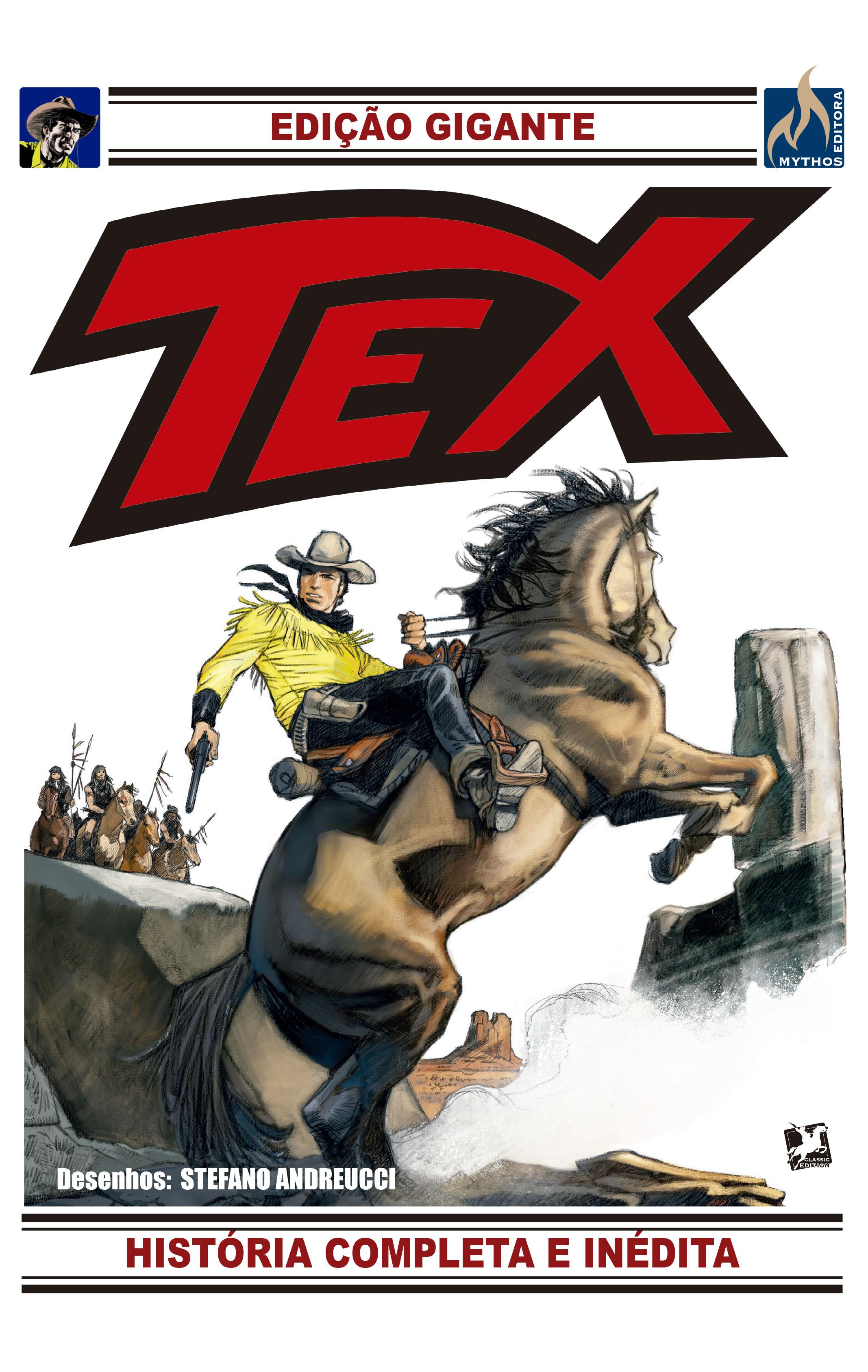 TEX ED GIGANTE Nº 032